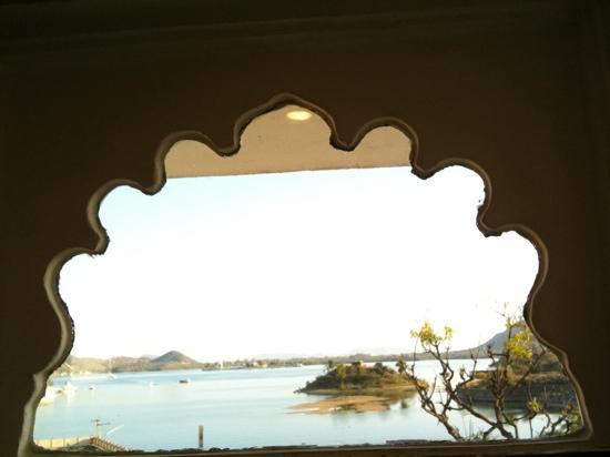 Hotel Sargam Sadan : lovely view