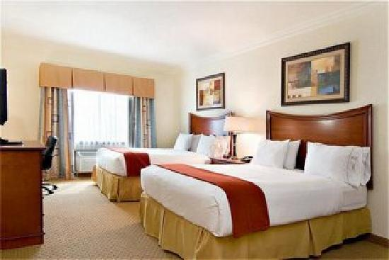 Holiday Inn Express Hotel & Suites Klamath Falls: Double Room
