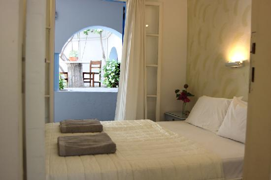 Hotel Aegean Village: double room