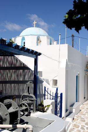 Hotel Aegean Village: View