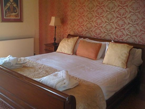 The Imperial Hotel: Master Bedroom