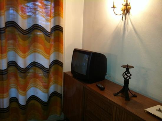 Apartamentos Alexis: tele no funciona