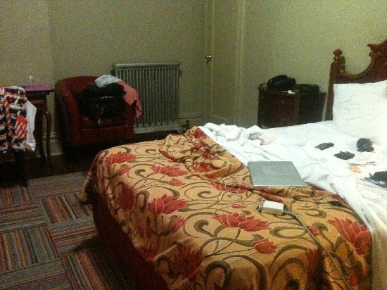 Chelsea Hotel: room 402