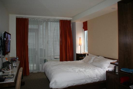 The Gotham Hotel: Chambre 212, hôtel Gotham