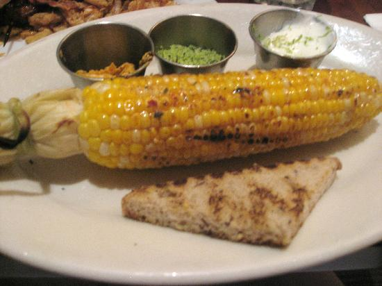 Weber Grill Restaurant: Roasted Corn on the Cob