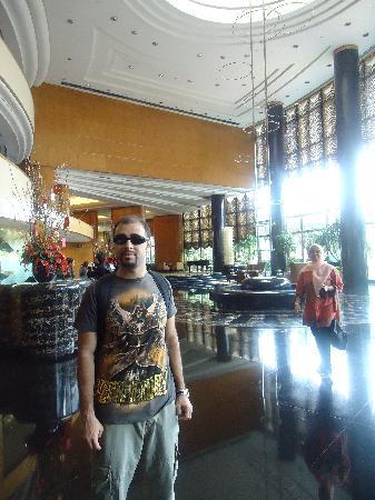 InterContinental Jakarta MidPlaza: lobby