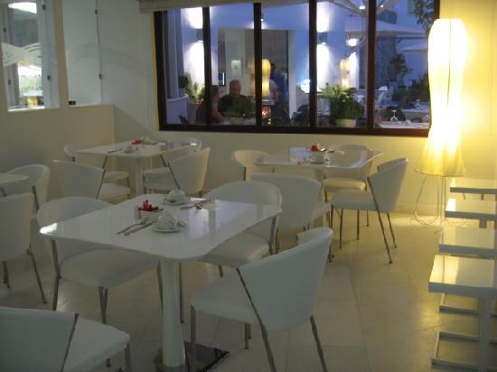 La Mer Deluxe Hotel & Spa: ristorante interno