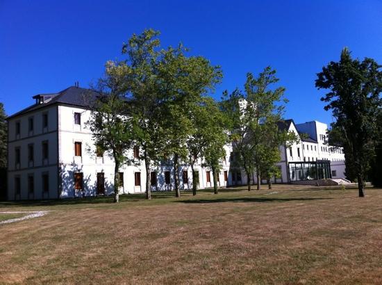 fachada Hotel Balneario de Guitiriz & Golf Club