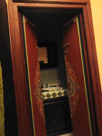 Hotel Cecil Marrakech: cuarto de baño