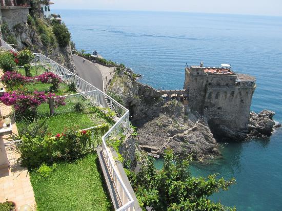 Hotel Club Due Torri: Vue de notre terrasse