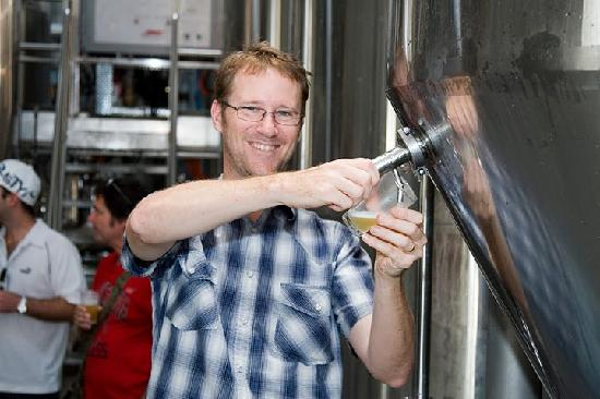 Thirsty Critters Microbrewery Tours: Sample a beer straight from the fermenter - beer doesn't get any fresher than that!