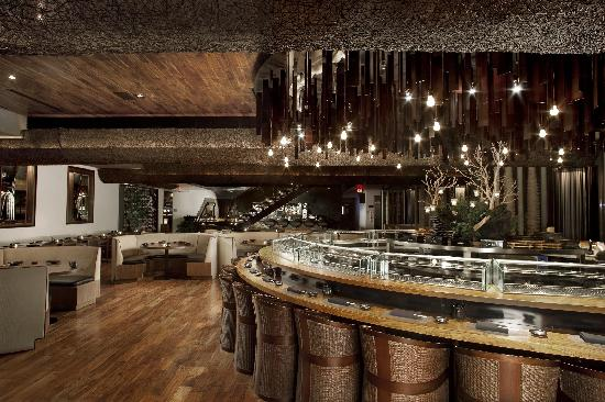W Scottsdale: Sushi Roku Restaurant