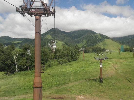 Tsugaike Highland Ski Resort: スキー場