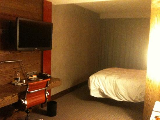 Hilton The Hague: Comfy bed!!!