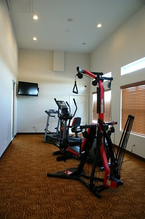 La Quinta Inn & Suites Houston Channelview: gym
