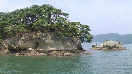 Matsushima-machi, Japan: Many little islands with different shapes and mood