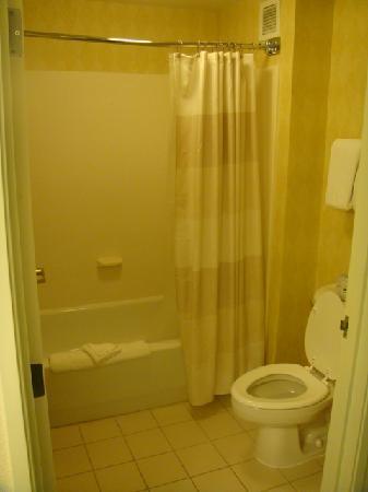 Residence Inn Indianapolis Carmel: bathroom