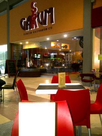 Garum Espacio Gastronomico: Frontal view of the restaurant