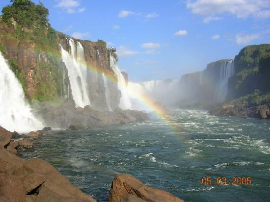 Cataratas do Iguaçu