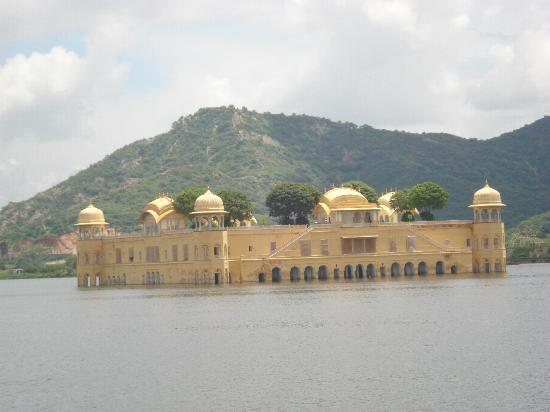 Amin Tours Day Tours : Jal Mahal