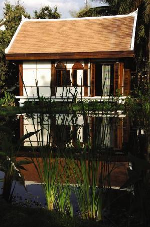 The Mekong Spa: Outside view