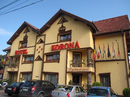 Korona Hotel: Hotel Korona