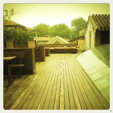Kellys Courtyard: rooftop
