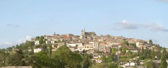 La Bastide des Oliviers : MONFLANQUIN