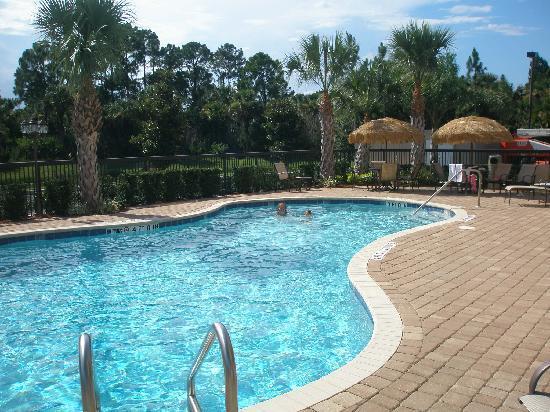 Hampton Inn Titusville / I-95 Kennedy Space Center: small pool does the job