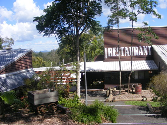 Gympie Conference Centre : Flaming Bull Steakhouse