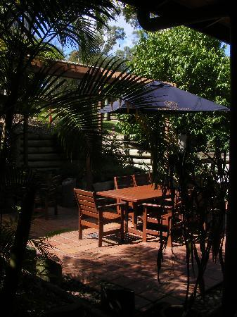 Gympie Conference Centre : outdoor area