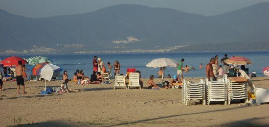 Aegean Park: Paradise beach, Didum