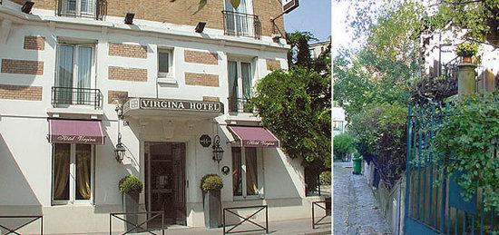 Hôtel Virgina: Hotel VIRGINA***