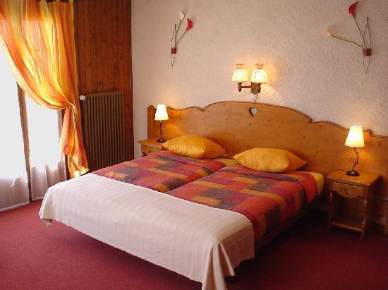 Hotel Phenix : Chambre tout confort spacieuse