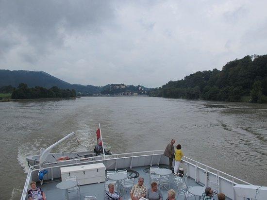 Donauschiffahrt Wurm + Köck: View of the Danube
