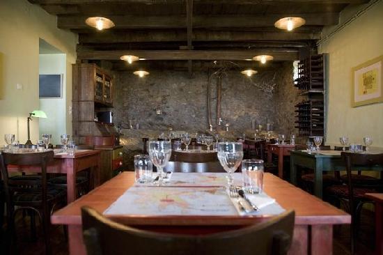 Chromata Restaurant: Τα Χρωματα μεσα