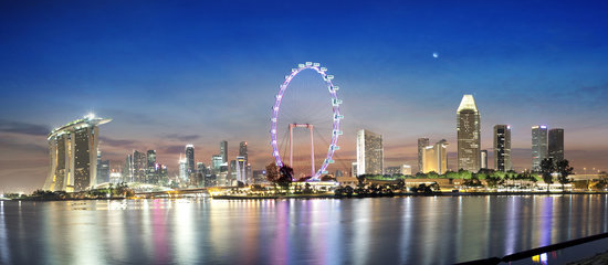 Photo of Monument / Landmark Singapore Flyer at 30 Raffles Avenue, Singapore 039803, Singapore