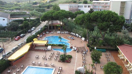 Hotel President: piscine