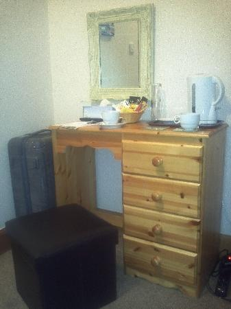 Rossmount Guest House : Particolare della camera