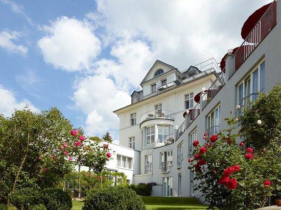 Hotel Villa Hugel: Haupthaus