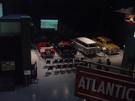 Antique Automobile Club of America Museum : At the drive-in