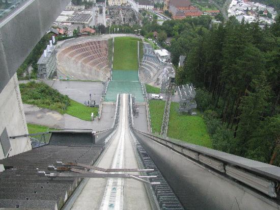 Bergisel Sprungschanze: Bergisel