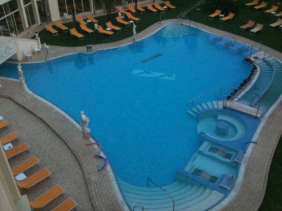 Piscina picture of hotel terme helvetia abano terme tripadvisor - Hotel piscina in camera ...
