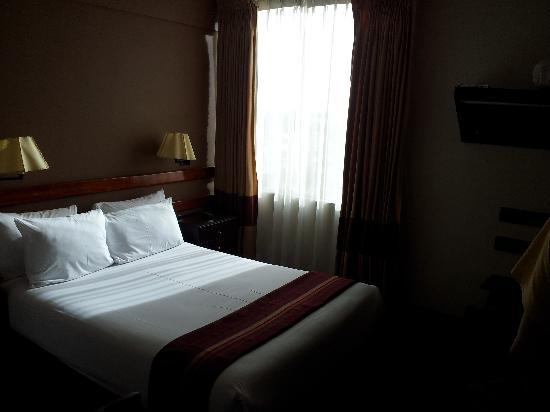 Casa Andina Standard Cusco Koricancha: Second room we stayed in