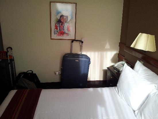 Casa Andina Standard Cusco Koricancha: Second room
