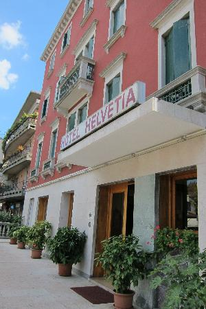 Hotel Helvetia: Hotel Front View
