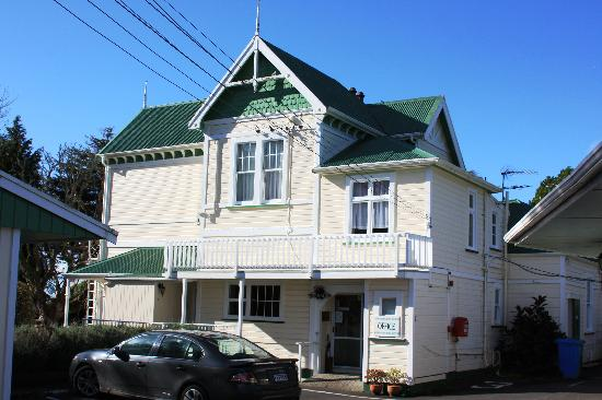 Timandra Motel: L'accueil