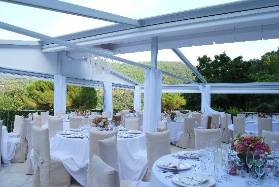 auberge des adrets la terrasse - Auberge Des Adrets Mariage