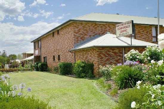 สโกน, ออสเตรเลีย: Scone Motor Inn