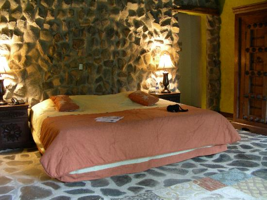 Hacienda La Isla Lodge: Spacious and comfortable